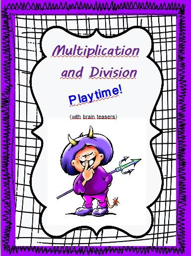 Free printable worksheets for multiplication